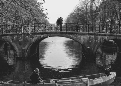Fotowettbewerb Grachtenfahrt Amsterdam