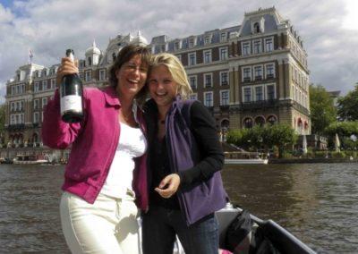 Gewinner freie Bootsfahrt