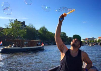 Tolles Bild Amstel Amsterdam