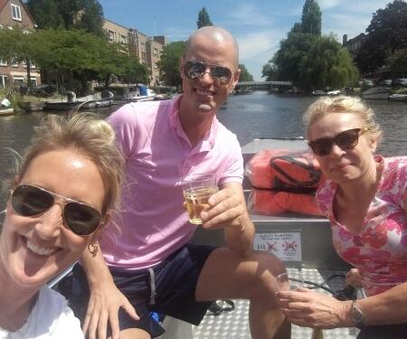 Amsterdam Boot leihen