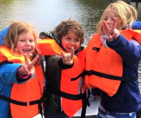 Amsterdam Boot selber fahren