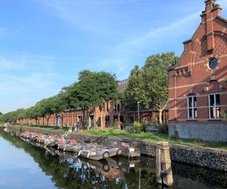 Boats4rent Bootsverleih Amsterdam Westerpark