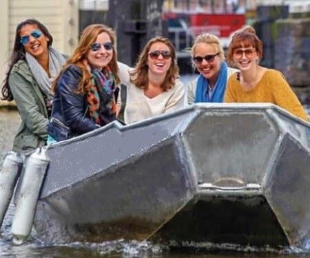Boot mieten amsterdam ohne führerschein