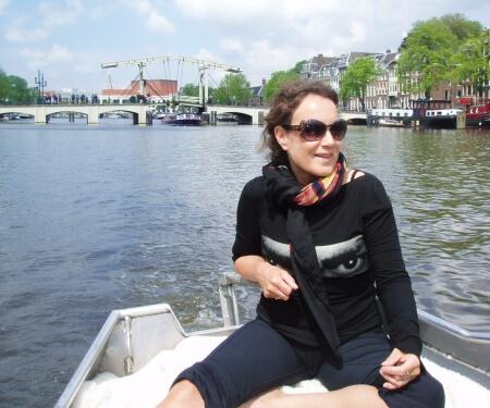 Grachten Amsterdam Bootsfahrt