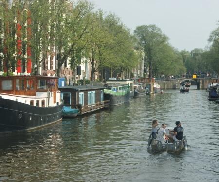 Amsterdam Bootsverleih Boaty
