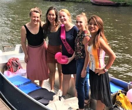 Bootsverleih Amsterdam Boaty