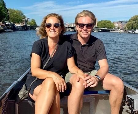 Grachtenfahrt Amsterdam Kleingruppe