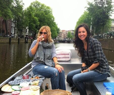 Elektroboot mieten Amsterdam