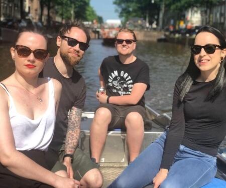 Boot Amsterdam mieten