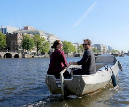 Bootsverleih Amsterdam Boats4rent